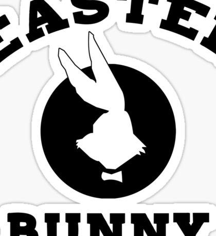 Funny Easter Bunny Women's Sticker