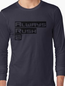 Always Rush B Long Sleeve T-Shirt