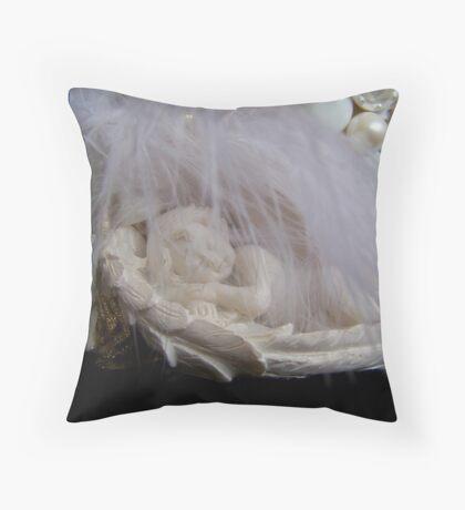 Arcadia (detail) Throw Pillow