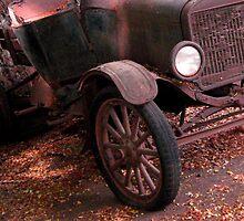old car by photobydebra
