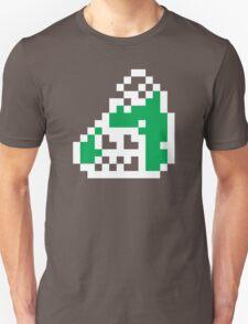 Splatoon Firefin Black 8-Bit FishFry T-Shirt