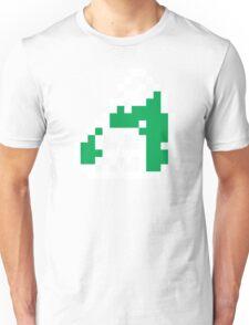 Splatoon Firefin Black 8-Bit FishFry Unisex T-Shirt