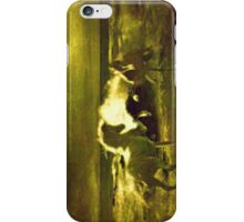 Troubled Water iPhone Case/Skin