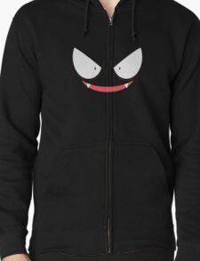 Pokemon - Gastly / Ghos V.2 Zipped Hoodie