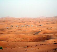 an incredible Kuwait landscape by beautifulscenes