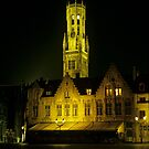 The Belfry in Brugge by Sam Davis