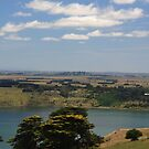 Crater Lakes I by Paul Duckett