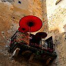 Sarlat Balcon de L'amour by Amy Hale
