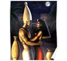 Osiris and Isis Poster