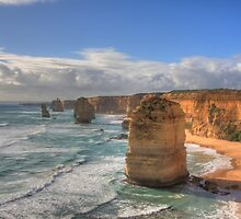 The 12 Apostles IV by Paul Duckett