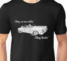 Dungeon Rider - They see me rollin' Unisex T-Shirt