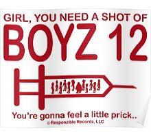Boyz 12 - American Dad Poster