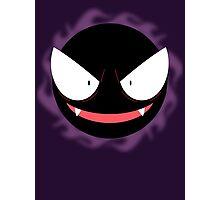 Pokemon - Gastly / Ghos Photographic Print