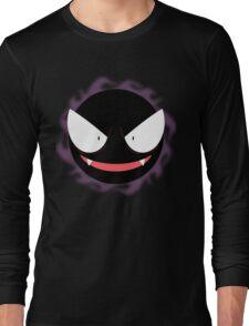 Pokemon - Gastly / Ghos Long Sleeve T-Shirt
