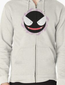 Pokemon - Gastly / Ghos Zipped Hoodie