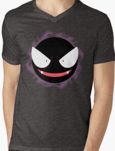 Pokemon - Gastly / Ghos Mens V-Neck T-Shirt