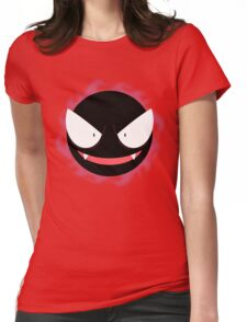 Pokemon - Gastly / Ghos Womens Fitted T-Shirt
