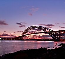 Bayonne Bridge by micpowell