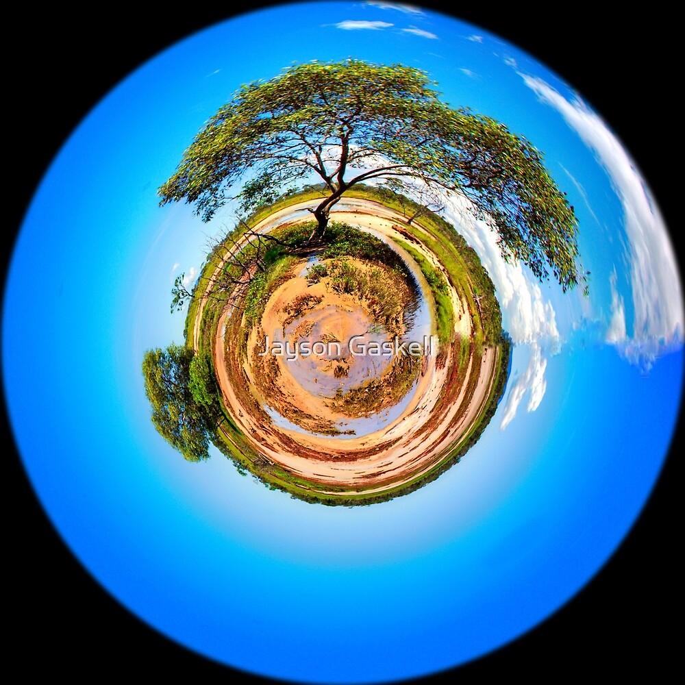 Tidalflat world by Jayson Gaskell