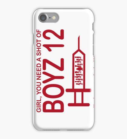 Boyz 12 - American Dad iPhone Case/Skin