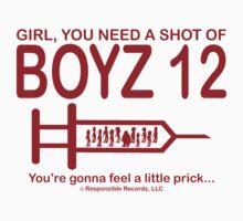Boyz 12 - American Dad by inuniverse