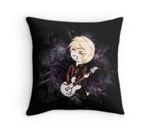 Chibi Toru (bag/pillow black) Throw Pillow
