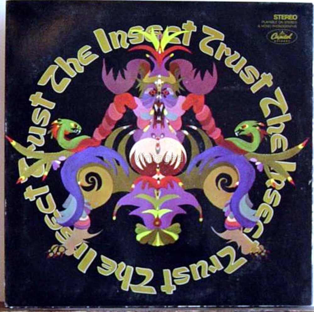The Insect Trust Psychedelic 60s 1960s Acid Rock