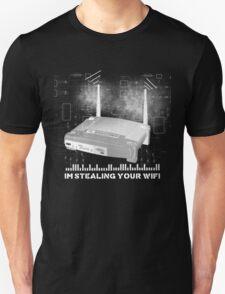 wifi thief Unisex T-Shirt