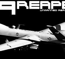 MQ-9 Reaper by deathdagger
