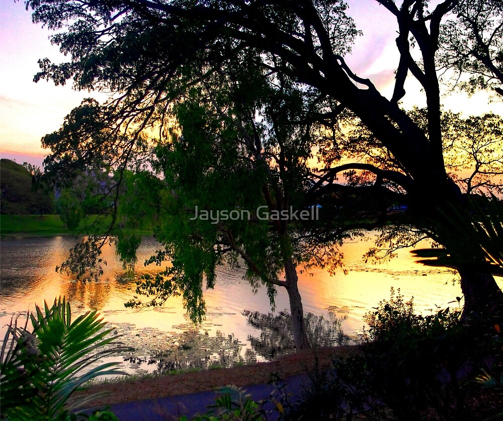 The Ross (HDR) by Jayson Gaskell