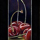Drunk Cherries  by Valentina Gatewood