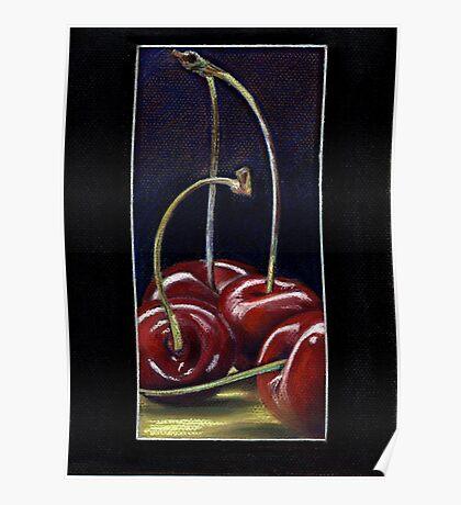 Drunk Cherries  Poster