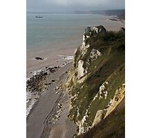 The Hooken Undercliff Photographic Print