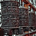Prayer Wheel by SRana