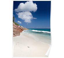 A Beach Poster