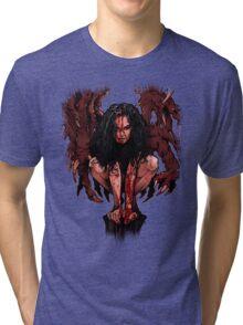Abomination... Detail Tri-blend T-Shirt