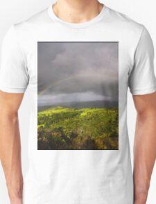 a vast Colombia landscape T-Shirt