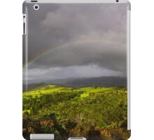 a vast Colombia landscape iPad Case/Skin