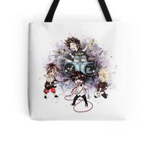 Chibi ONE OK ROCK (bag/pillow white) Tote Bag