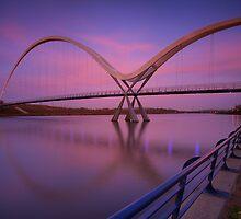 Infinity Bridge 2 - Stockton by Stewart Laker