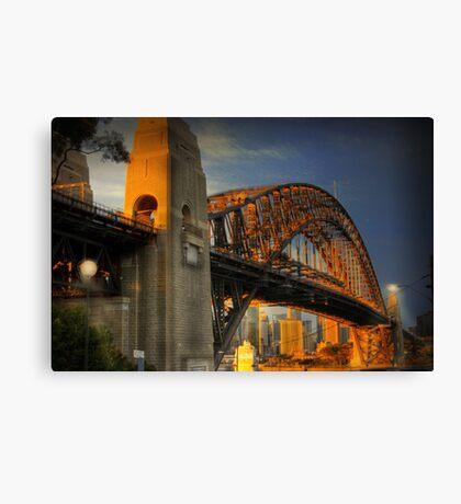 Golden Gateway - Sydney, Australia Canvas Print