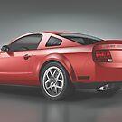Shelby Cobra GT-500 by devdsine