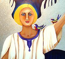 Angel (2009) by Deva Saal