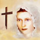 Mater Dolorosa'... by Valerie Anne Kelly