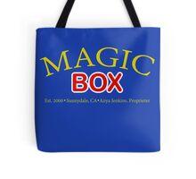 Magic Box - Buffy, The Vampire Slayer Tote Bag