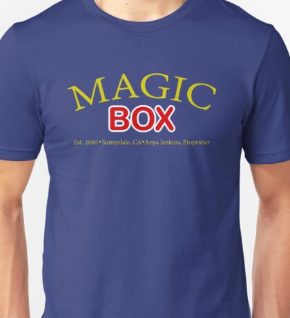 Magic Box - Buffy, The Vampire Slayer Unisex T-Shirt