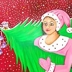 Christmas Lady (2009-10) by Deva Saal