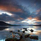 Kinlochrannoch Sunset by Jeanie