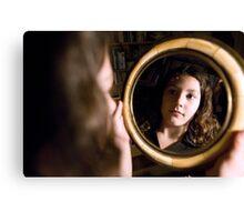 Snow White - Mirror, mirror Canvas Print