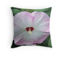 Nappannee Rose of Sharon Throw Pillow